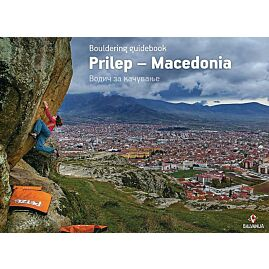 PRILEP MACEDONIA BOULDERING GUIDEBOOK