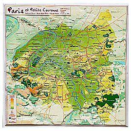 PARIS ET PETITE COURONNE 31X31