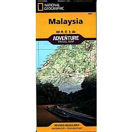 3021 MALAYSIA ECHELLE 1.1.200.000