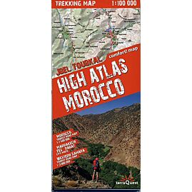 HIGH ATLAS MOROCCO 1.100.000