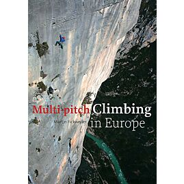 MULTIPITCH CLIMBING IN EUROPE
