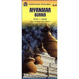 ITM MYANMAR BURMA 1.1.350.000
