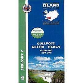 2 GULLFOSS GEYSER 1.100.000 - 1.50.000
