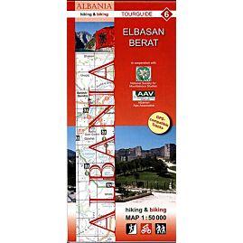 6 ALBANIA TELBASAN BERAT 1.50.000