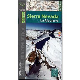 SIERRA NEVADA ECHELLE 1.40.000