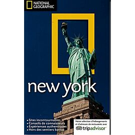 NEW YORK NATIONAL GEOGRAPHIC