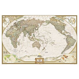 WORLD PACIFIC CENTERED ANTIQUE