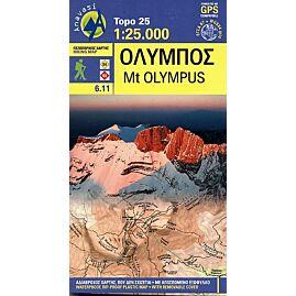 6.11 MT OLYMPUS 1.25.000 E.ANAVASI