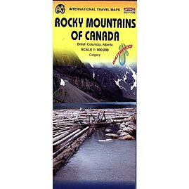 ITM ROCKY MOUNTAINS OF CANADA 1.900.000