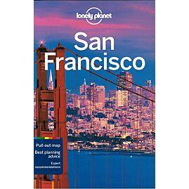 SAN FRANCISCO L.PLANET EN ANGLAIS