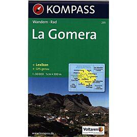 231 LA GOMERA 1 30 000