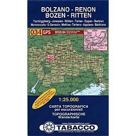 34 BOLZANO RENON 1 25 000