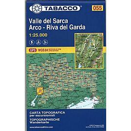 55 VALLE DEL SARCA ARCO 1 25 000