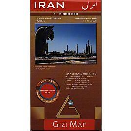 IRAN ECHELLE 1.2.000.000 E.GIZI