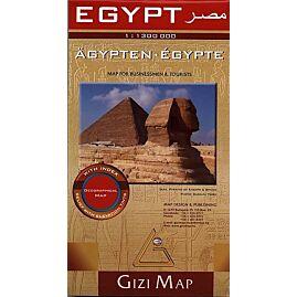 EGYPTE ECHELLE 1.1.300.000 E.GIZI