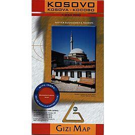 KOSOVO ECHELLE 1.250.000 E.GIZI