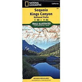 205 P.N SEQUOIA KINGS CANYON ECHELLE 1.80.000