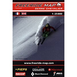 FREERIDE SERRE CHEVALIER 1.25.000