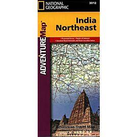 3012 INDIA NORTHEAST ECHELLE 1.1.400.000