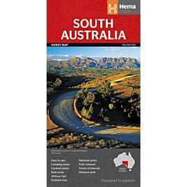 SOUTH AUSTRALIA ECHELLE 1.1.7M