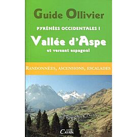 GUIDE OLLIVIER PYRENEES OCCIDENTALES I ASPE