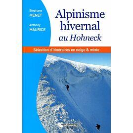 Alpinisme hivernal en Hohneck