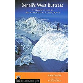 Denali's west buttress
