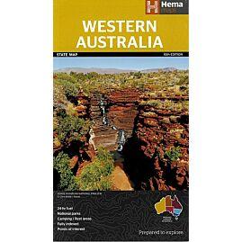 WESTERN AUSTRALIA ECHELLE 1.2.5M