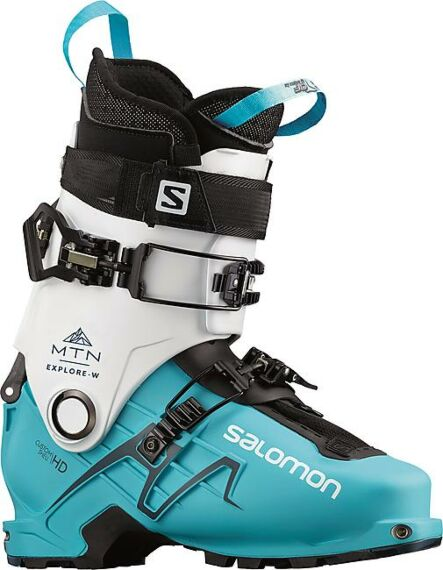 chaussures ski de rando salomon description