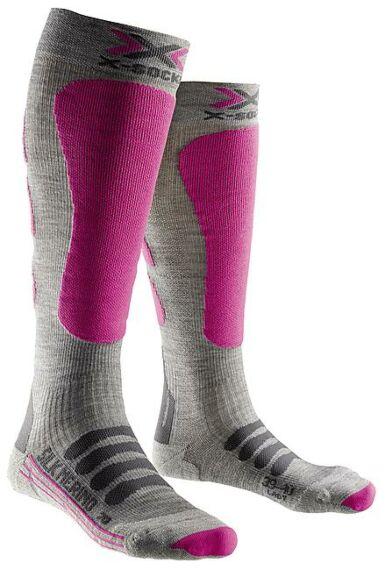 X-SOCKS Chaussettes Ski Silk Merino 4.0 Homme