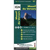 TOP 75 MASSIF DU VERCORS