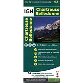 TOP 75 CHARTREUSE BELLEDONNE
