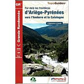 1098 ARIEGE PYRENEES VERS L'ANDORRE ED.FFRP