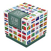 THE PUZZLE CUBE FLAGS