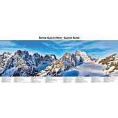 POSTER PANORAMIC ECRINS