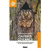 GUIDE NATURALISTE CAUSSES CEVENNES