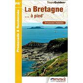 RE10 LA BRETAGNE A PIED ED.FFRP