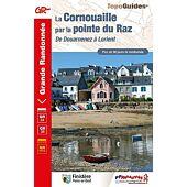 348 LA POINTE DU RAZ ET LES MONTAGNES NOIRES FFRP