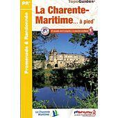 D017 LA CHARENTE MARITIME A PIED ED FFRP