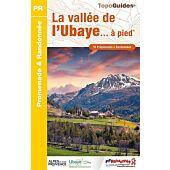 P043 LA VALLEE DE L UBAYE A PIED FFRP