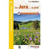 D039 LE JURA A PIED FFRP