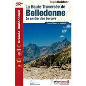 738 LA HAUTE TRAVERSEE DE BELLEDONNE FFRP
