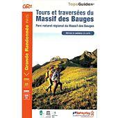 902 TOURS ET TRAVERSEES DES BAUGES FFRP