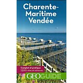 GEOGUIDE CHARENTE MARITIME VENDEE