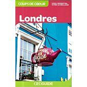 GEOGUIDE COUP DE COEUR LONDRES