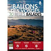 BALLONS DES VOSGES 30 BELLES BALADES