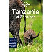 TANZANIE E.LONELY PLANET EN FRANCAIS