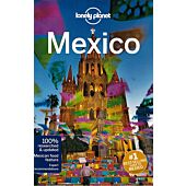 MEXICO LONELY PLANET EN ANGLAIS