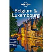 BELGIUM LUXEMBOURG LONELY PLANET EN ANGLAIS