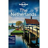 THE NETHERLANDS LONELY PLANET EN ANGLAIS